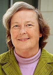 Bärbel Höhn, stellvertretende Fraktionsvorsitzende der Grünen im Bundestag